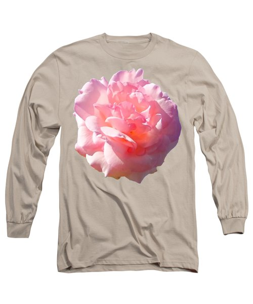 Rose Rose Long Sleeve T-Shirt