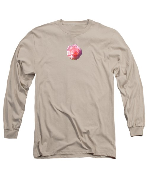Long Sleeve T-Shirt featuring the photograph Rose Rose by Marc Philippe Joly