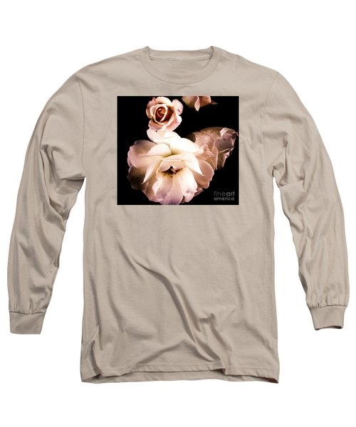 Long Sleeve T-Shirt featuring the photograph Rose by Vanessa Palomino