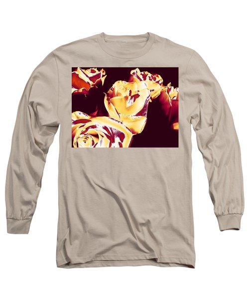 Roses #1 Long Sleeve T-Shirt