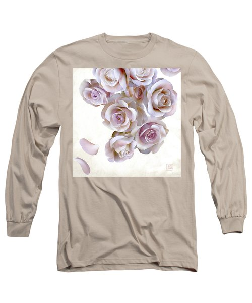 Roses Of Light Long Sleeve T-Shirt