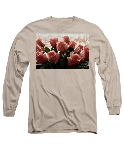Roses With Love Long Sleeve T-Shirt