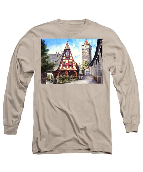 Rothenburg Memories Long Sleeve T-Shirt