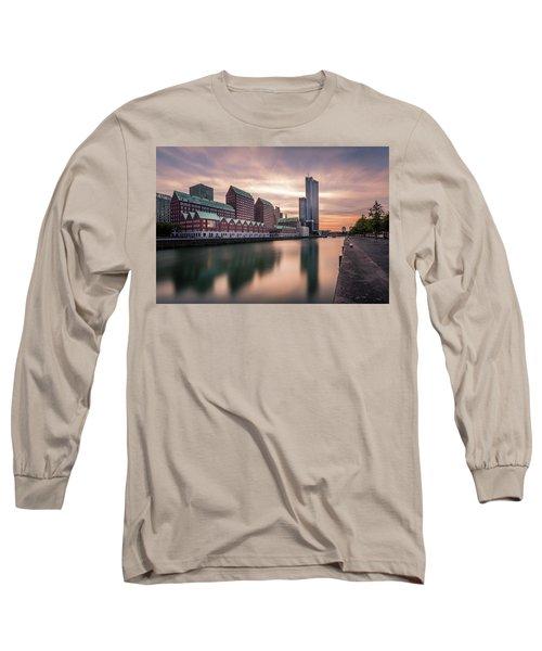 Rotterdam Spoorweghaven Long Sleeve T-Shirt