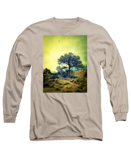 Rough Terrain Long Sleeve T-Shirt by Glenn McCarthy Art and Photography