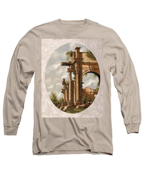 Rovine Romane Long Sleeve T-Shirt