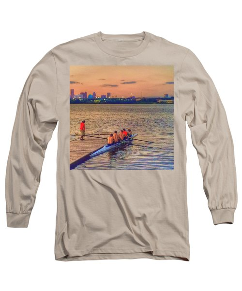 Rowing Club Long Sleeve T-Shirt