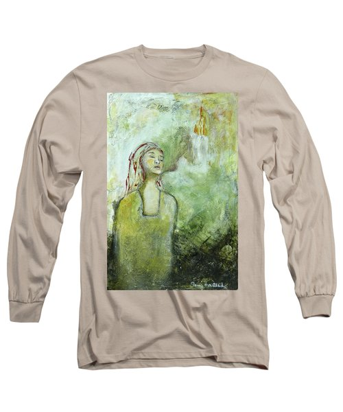 Royal Dreams Long Sleeve T-Shirt by Terry Honstead