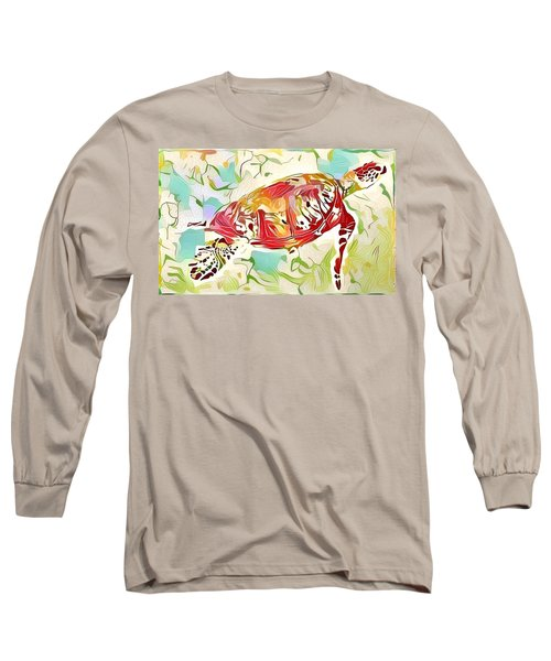 Ruby The Turtle Long Sleeve T-Shirt
