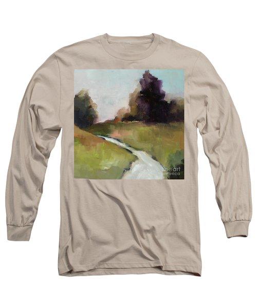 Running Stream Long Sleeve T-Shirt