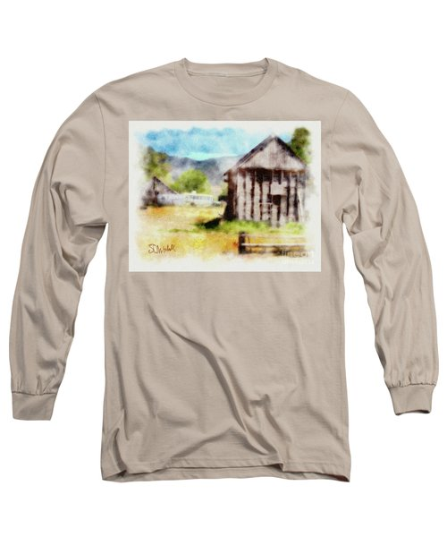 Rural Remnants Long Sleeve T-Shirt