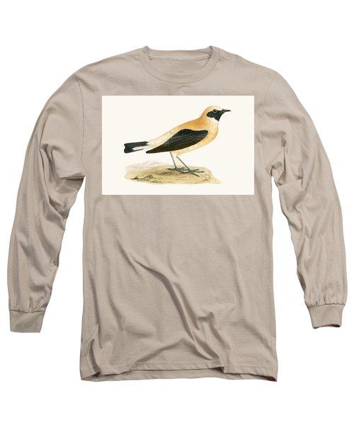 Russet Wheatear Long Sleeve T-Shirt