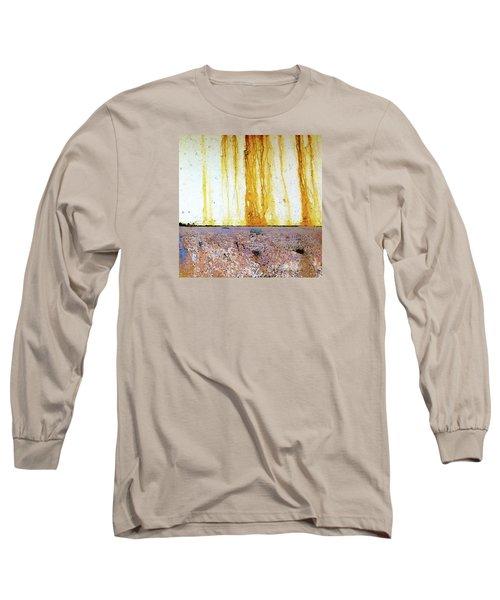 Rust Long Sleeve T-Shirt by Anne Kotan