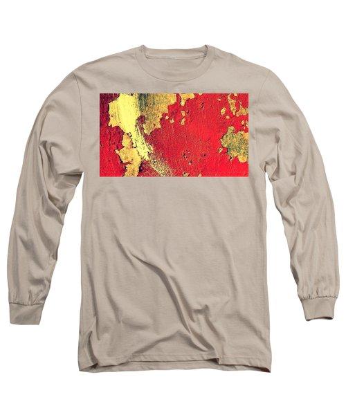 Rust Long Sleeve T-Shirt