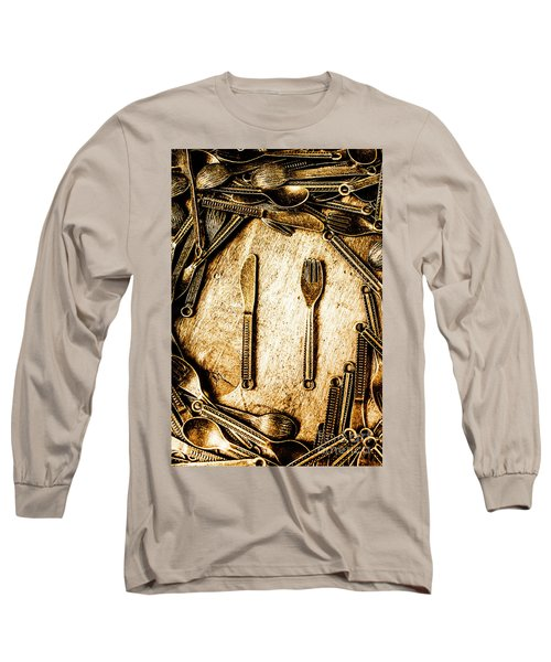 Rustic Catering Long Sleeve T-Shirt