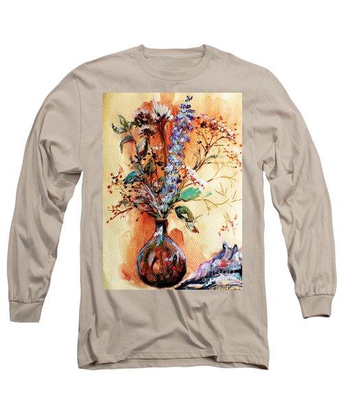 Rusty Arrangement Long Sleeve T-Shirt