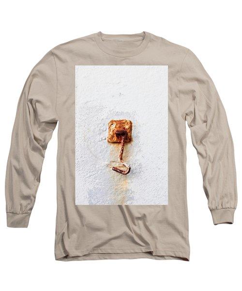Rusty Hook Long Sleeve T-Shirt