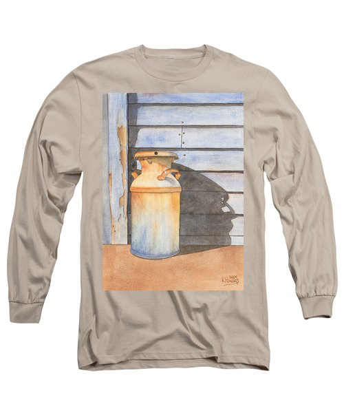 Rusty Milk Long Sleeve T-Shirt