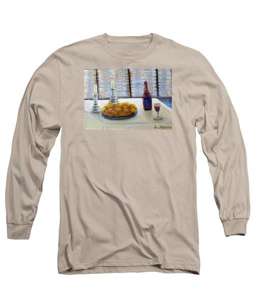 Sabbath Long Sleeve T-Shirt by Laurie Morgan
