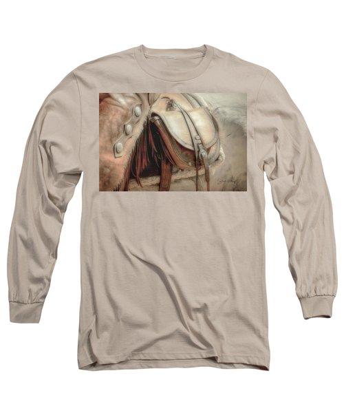 Saddle Bag Long Sleeve T-Shirt