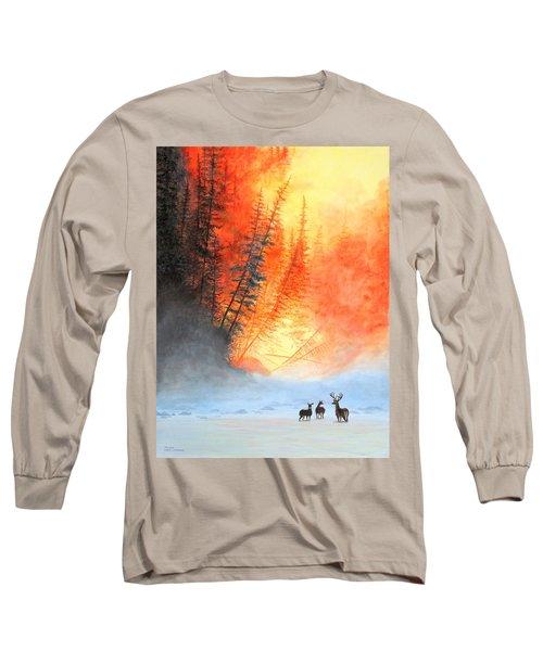 Safe Haven Long Sleeve T-Shirt