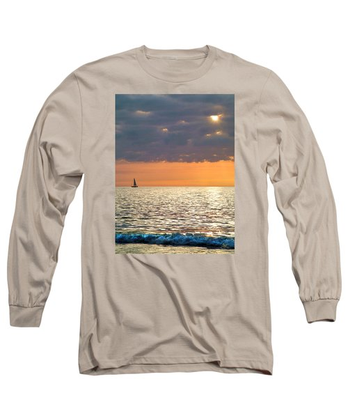 Sailing In The Sun Long Sleeve T-Shirt