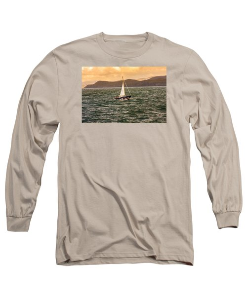 Sailing Outer Hebrides Long Sleeve T-Shirt