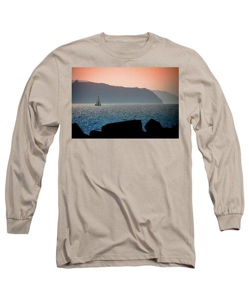 Sailng Long Sleeve T-Shirt