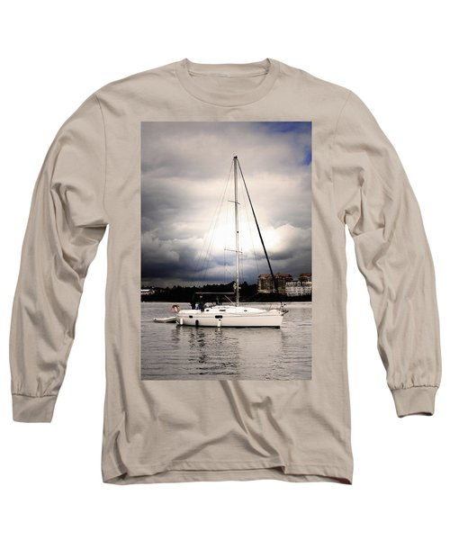 Sailor And Storm Long Sleeve T-Shirt