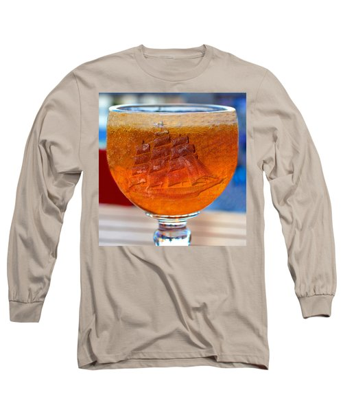 Sailors Dream Long Sleeve T-Shirt by David Lee Thompson