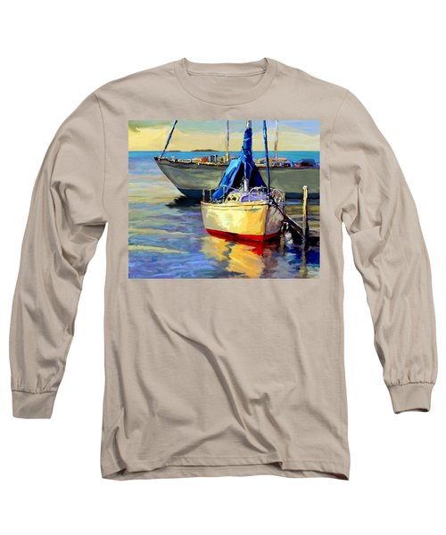 Sails At Rest Long Sleeve T-Shirt