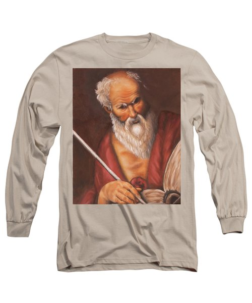 Saint Jerome Long Sleeve T-Shirt