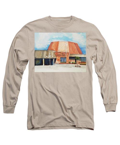 Saint Rose Long Sleeve T-Shirt