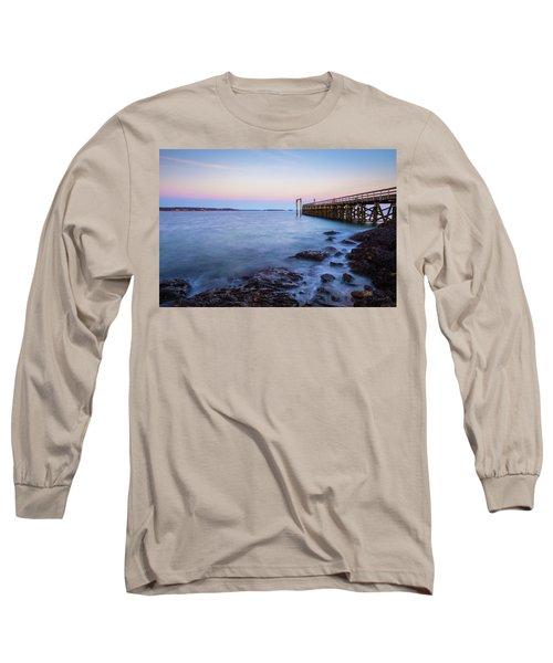 Salem Willows Sunset Long Sleeve T-Shirt
