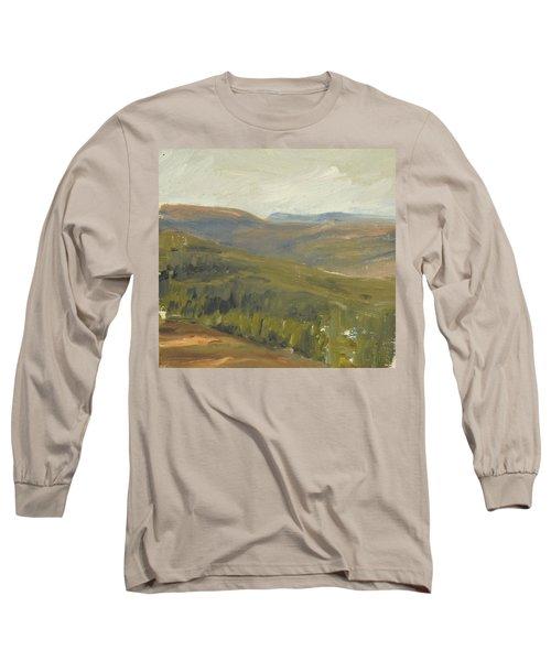Salen Daylight 90x85 Cm Long Sleeve T-Shirt