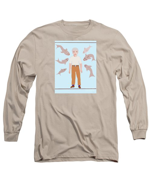 Salt Water Friends Long Sleeve T-Shirt