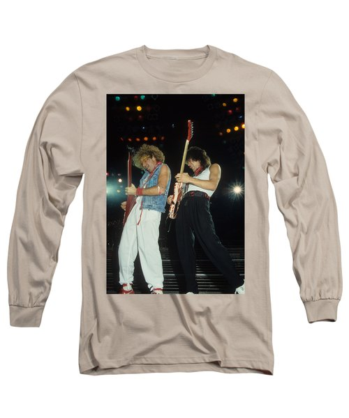 Sammy And Eddie Long Sleeve T-Shirt