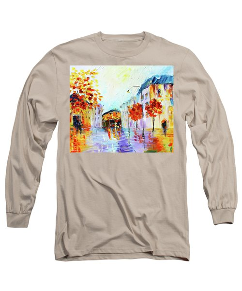 San Fran Long Sleeve T-Shirt