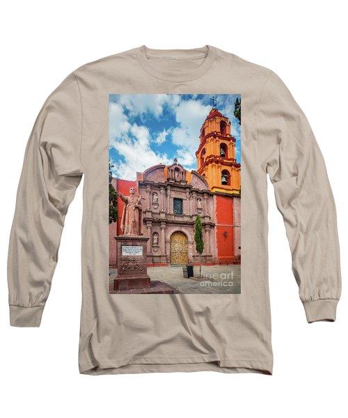San Francisco Church Long Sleeve T-Shirt