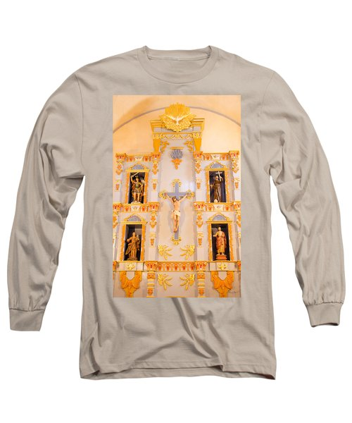 San Jose Chapel Long Sleeve T-Shirt