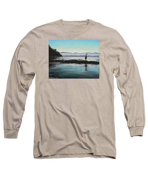San Juan Sentinel Long Sleeve T-Shirt by Kim Lockman