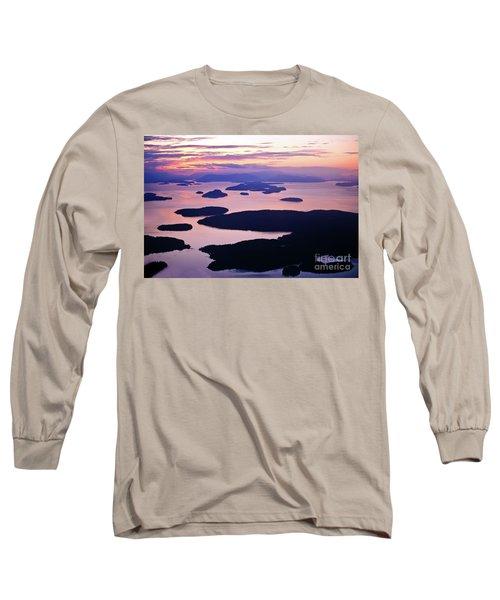 San Juans Tranquility Long Sleeve T-Shirt