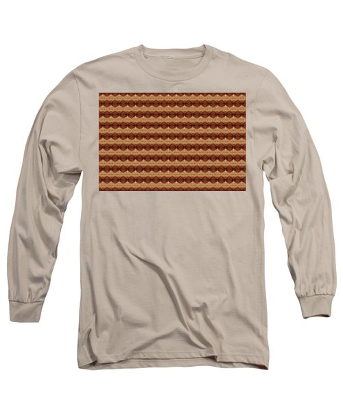 Sanctuaries Long Sleeve T-Shirt by Paula Ayers
