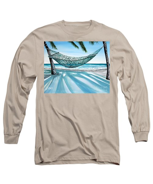 Sand And Shadows Long Sleeve T-Shirt