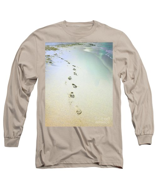 Sand Between My Toes Long Sleeve T-Shirt