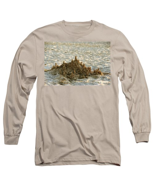 Sand Castle Long Sleeve T-Shirt