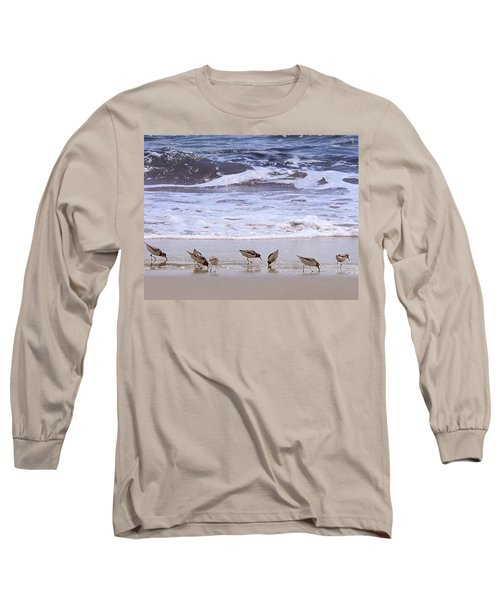 Sand Dancers Long Sleeve T-Shirt