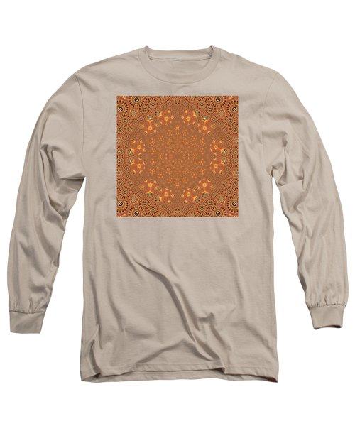 Long Sleeve T-Shirt featuring the digital art Sandala  by Robert Thalmeier
