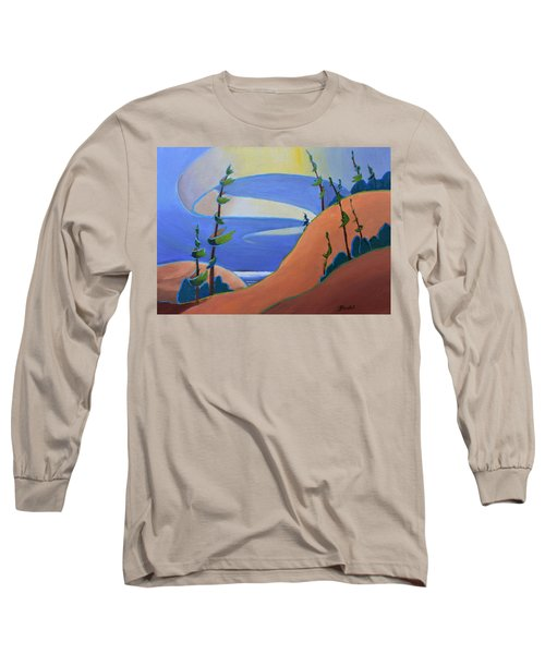 Sandbanks Long Sleeve T-Shirt