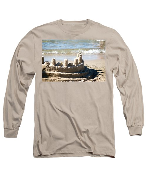 Sandcastle  Long Sleeve T-Shirt